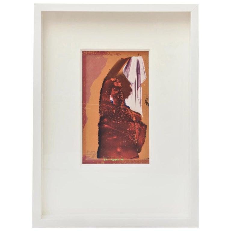 Bert Stern Marilyn Monroe Silkscreen and Serigraph 1962 Custom Framed For Sale