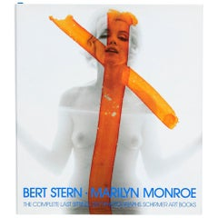 Bert Stern, Marilyn Monroe: The Complete Last Sitting, First Edition, 1992