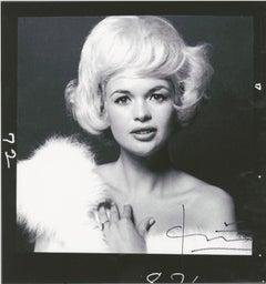 Bert Stern Jane Mansfield portrait 2 (1964)