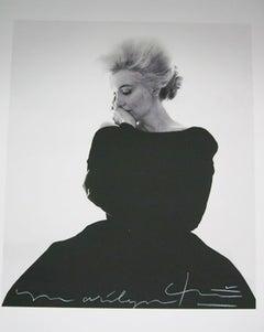 "Bert stern ""Marilyn in Vogue"""