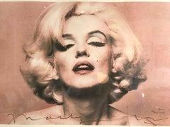Glamour Marilyn - Bert Stern