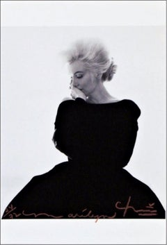 Marilyn: Dior Dress, Bert Stern