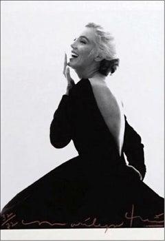 Marilyn: Dior Dress III, Bert Stern
