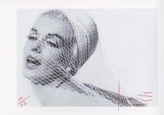 Marilyn in the Wedding Veil