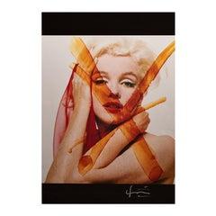 Marilyn Monroe by Bert Stern, The Last Sitting, 1962, Colour Print