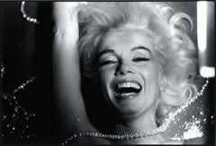Marilyn Monroe, Hotel Bel-Air, Los Angeles, 1962 (Marilyn Monroe Laughing in