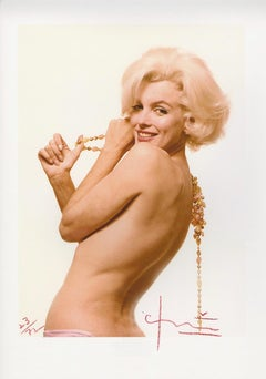 Marilyn Monroe . Marilyn Monroe sexy back . The last sitting
