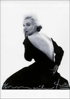 Marilyn, Dior Dress II, Bert Stern