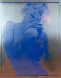 Roses Body Shot (Blue Foil)