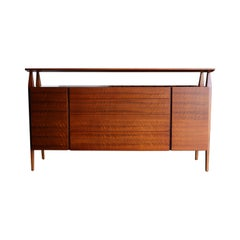 Bertha Schaefer Credenza Model 2154 for Singer & Sons, circa 1955