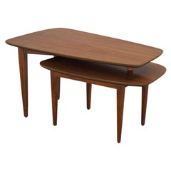 Bertha Schaefer Folding Coffee Table