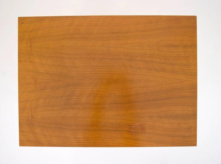 Bertha Schaefer for Singer & Sons Walnut Nesting Table Set For Sale 1