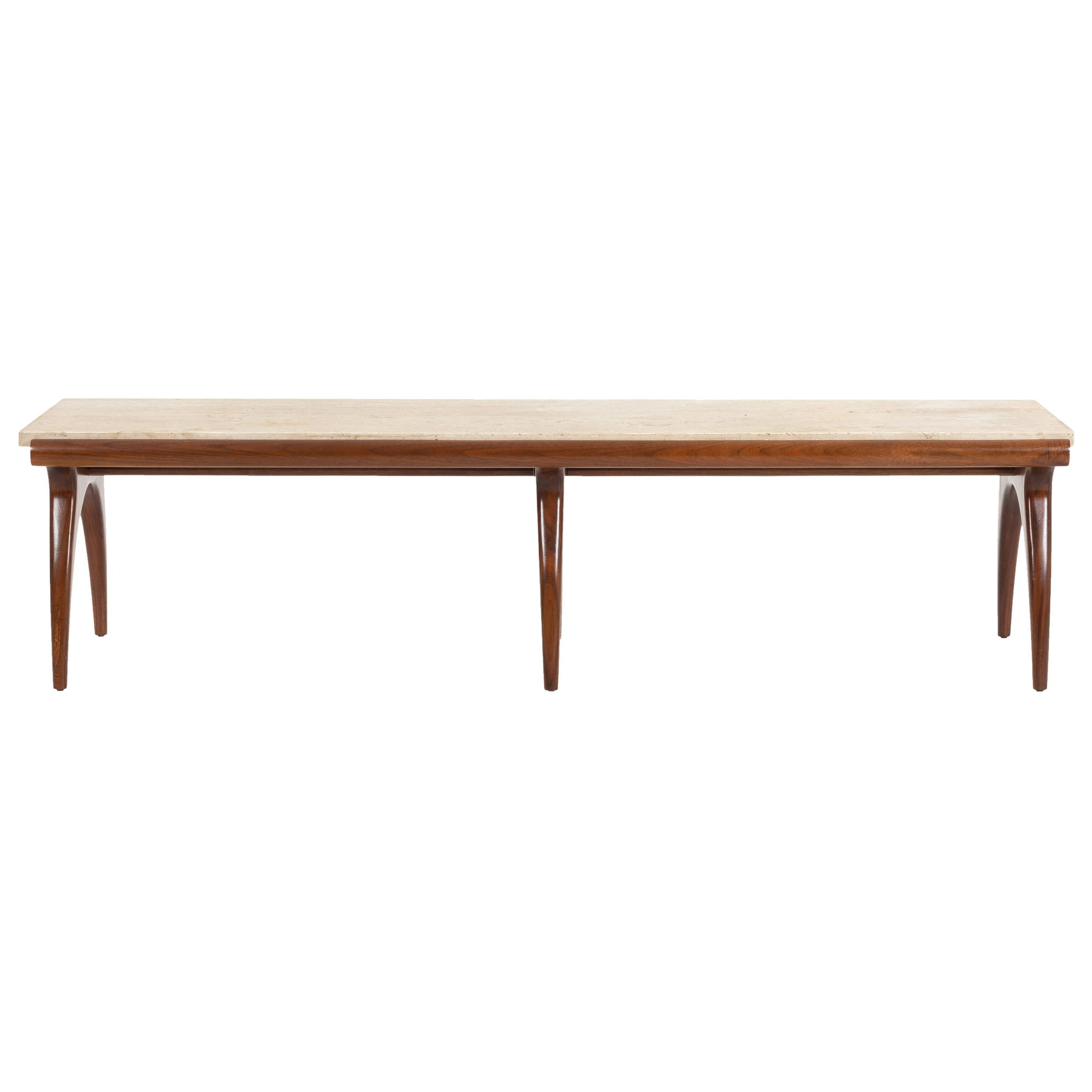 Bertha Schaefer for Singer and Sons Coffee Table
