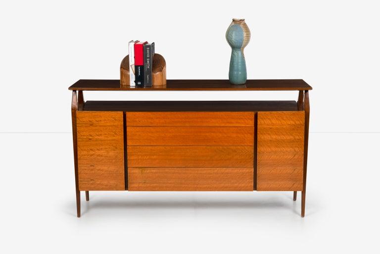 Mid-Century Modern Bertha Schaefer for Singer & Sons Buffet For Sale