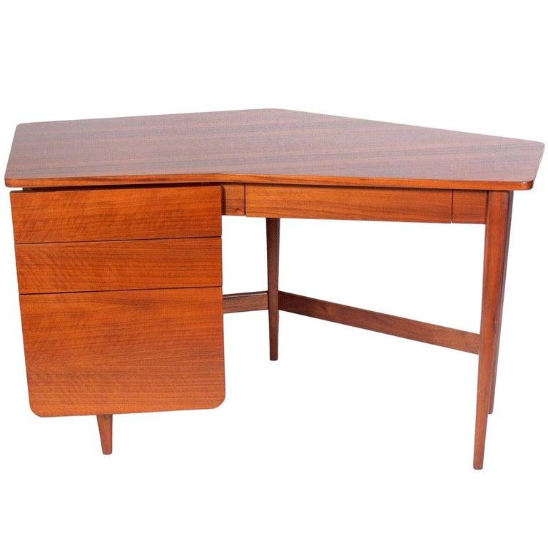 Bertha Schaefer for Singer & Sons Desk For Sale