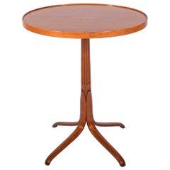 Bertil Brisborg Rare Side Table for NK, 1950s