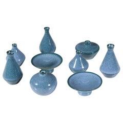 Bertil Lundgren Miniature Vases