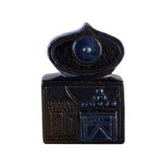 "Bertil Vallien for Gustavsberg, ""Baghdad"" Sculpture in Glazed Ceramics, 1960s"