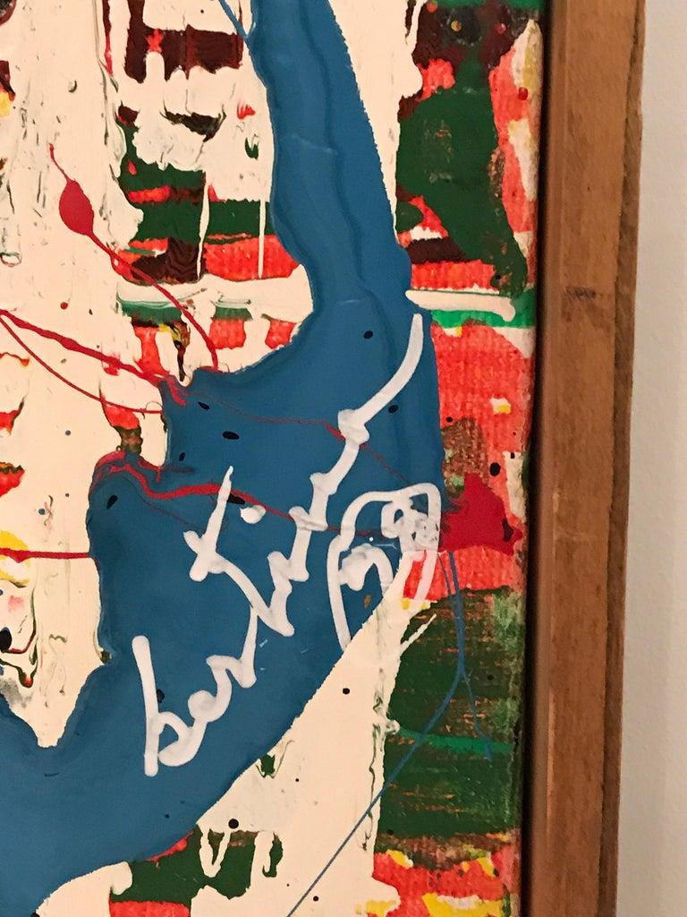 Bertina Lopes Oil on Canvas 1