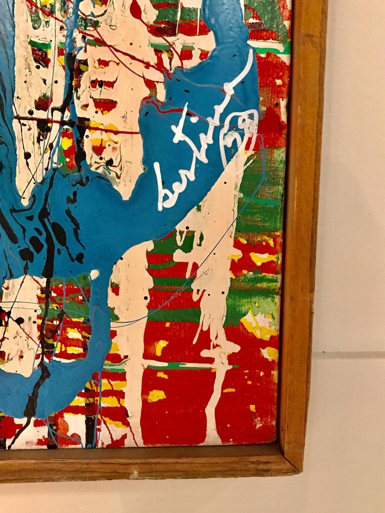 Bertina Lopes Oil on Canvas 3