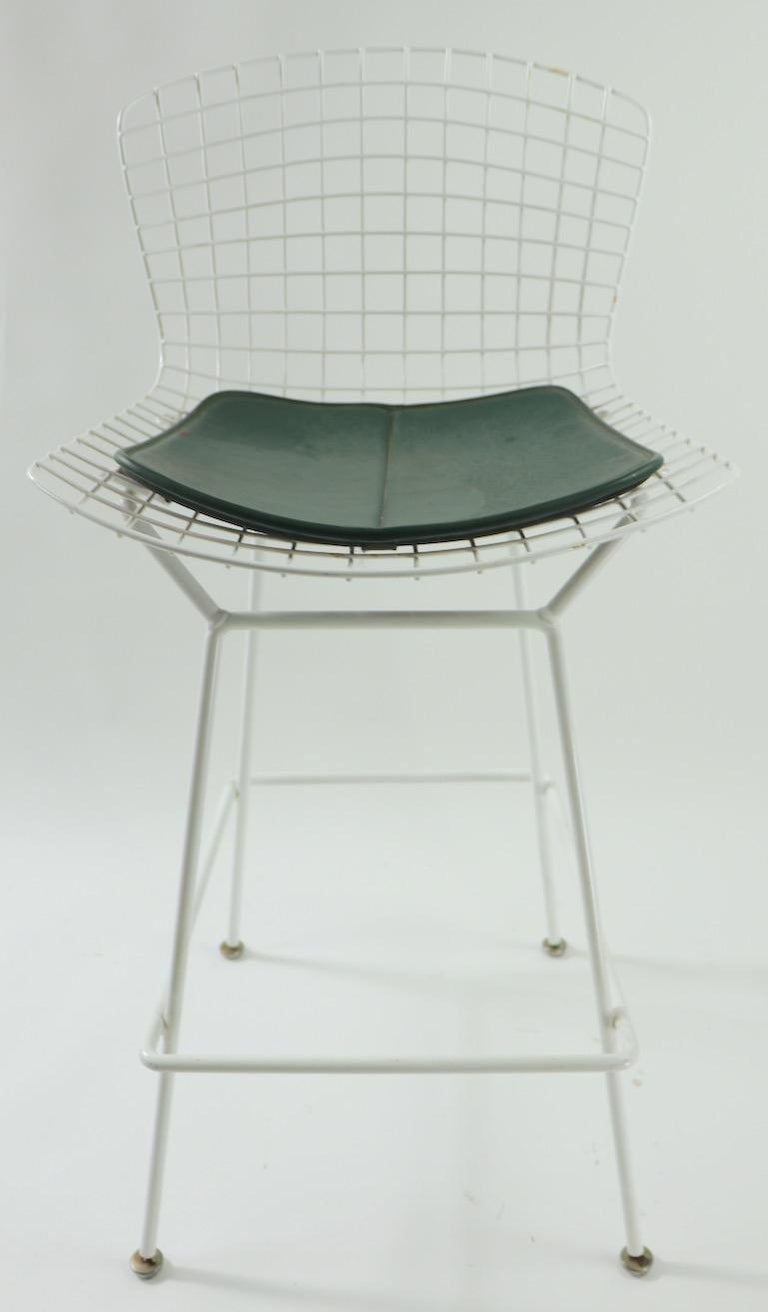 American Bertoia for Knoll Stool For Sale