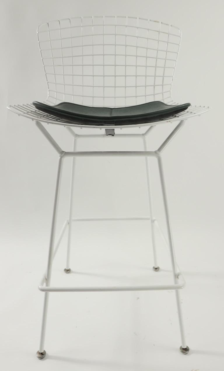 Mid-20th Century Bertoia for Knoll Stool For Sale
