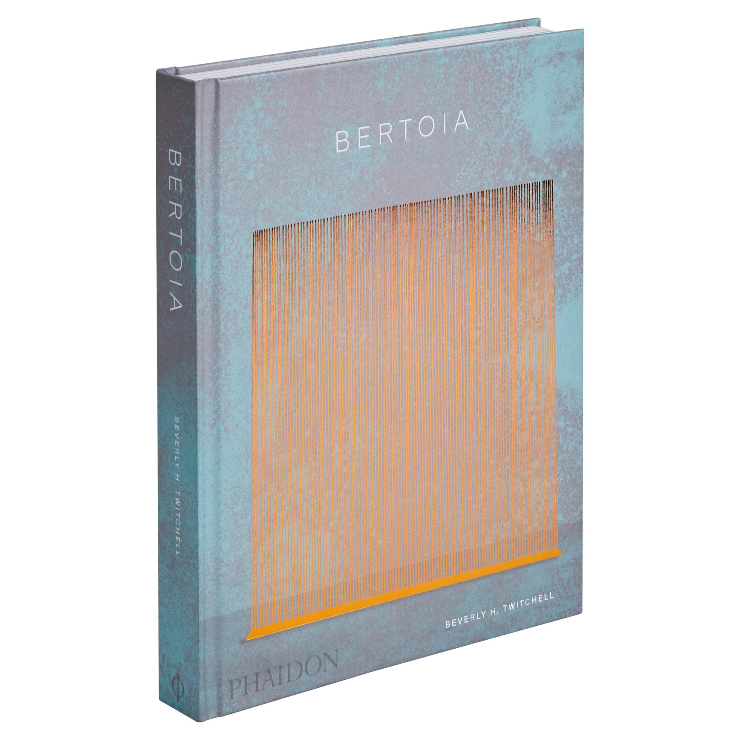 Bertoia, The Metal Worker Book