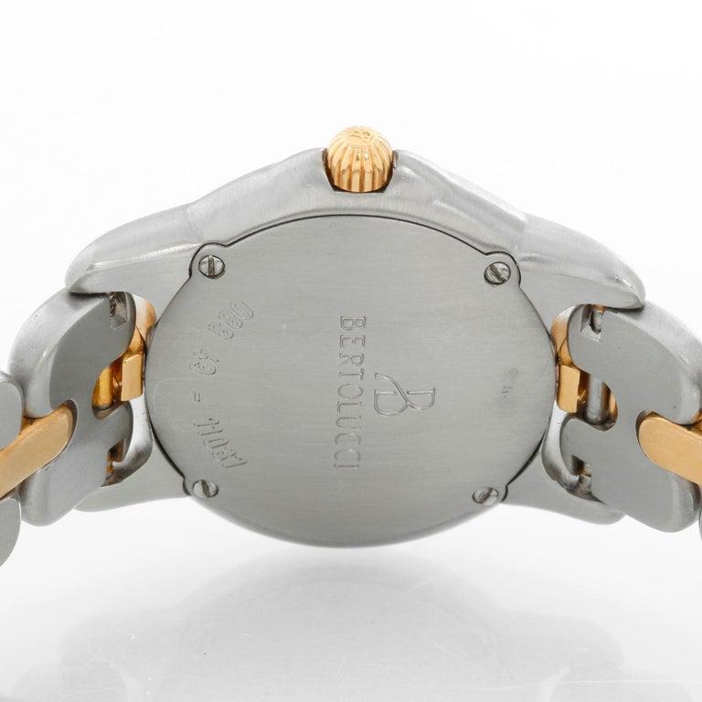 Women's Bertolucci Ladies Two-Tone Quartz Watch For Sale