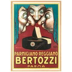 Bertozzi Parma, Parmigiano-Reggiano Poster,