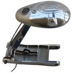 Bespoke Aluminium Industrial Desk Lamp