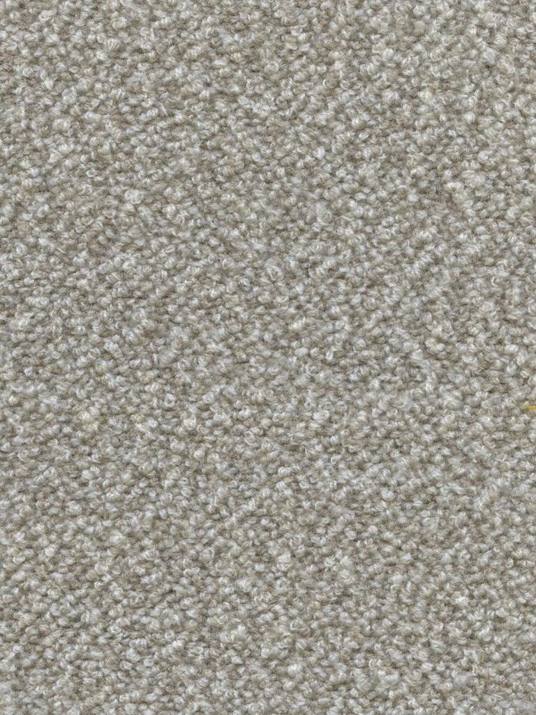 Bespoke Organic Sofa in White, Cream, Brown Wool Handmade in France Customizable For Sale 4