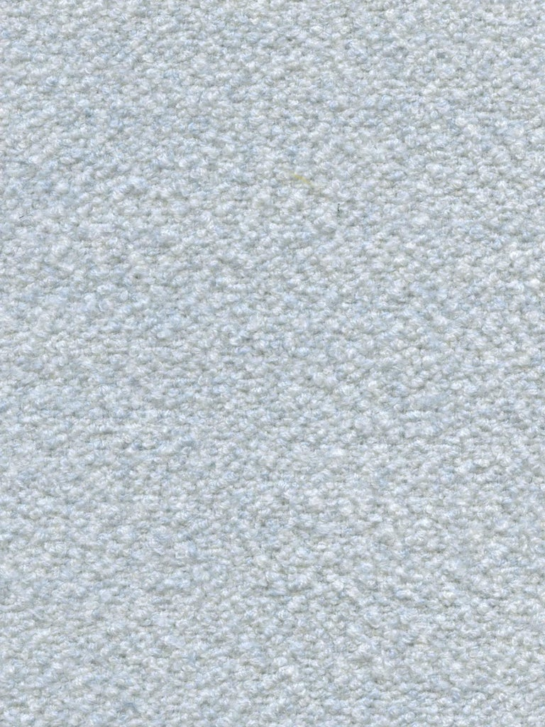Bespoke Organic Sofa in White, Cream, Brown Wool Handmade in France Customizable For Sale 12