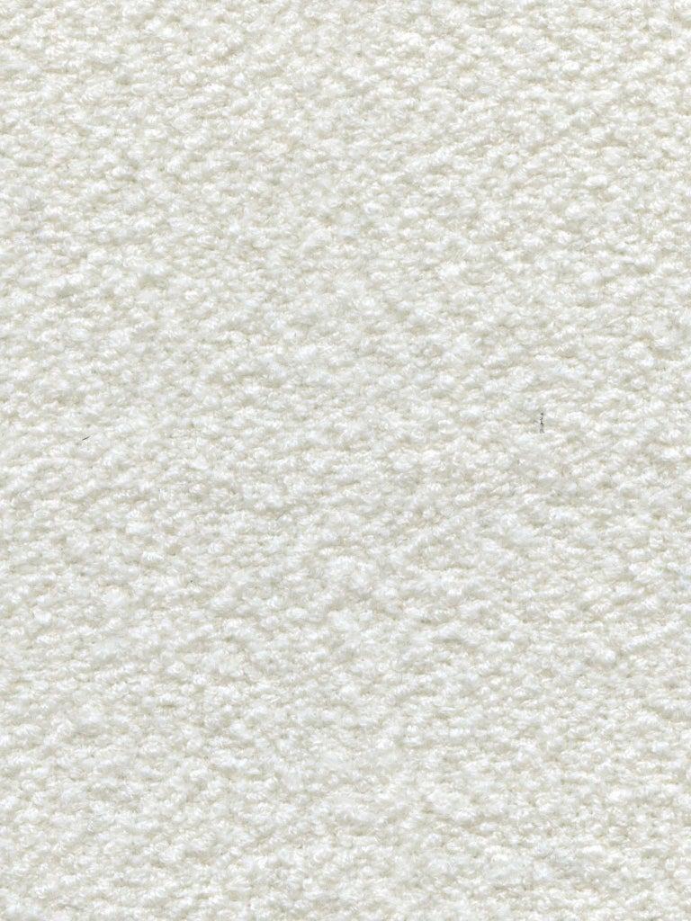 Bespoke Organic Sofa in White, Cream, Brown Wool Handmade in France Customizable For Sale 2