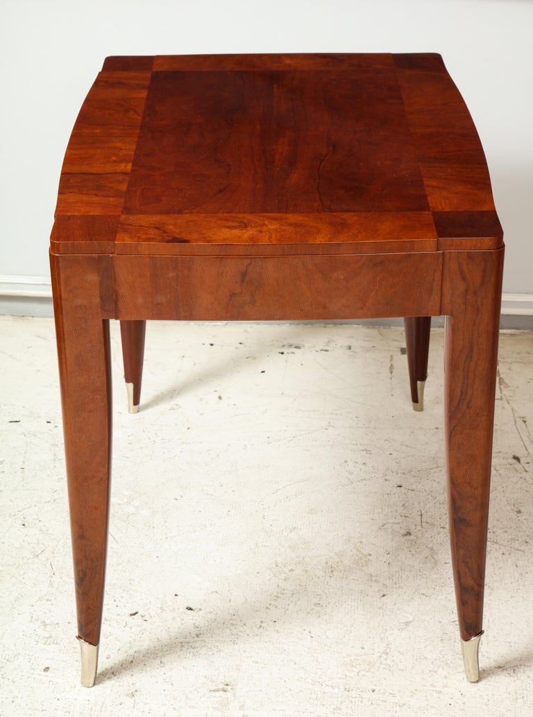 Bespoke Table in the Manner of Jules Leleu In New Condition For Sale In New York, NY