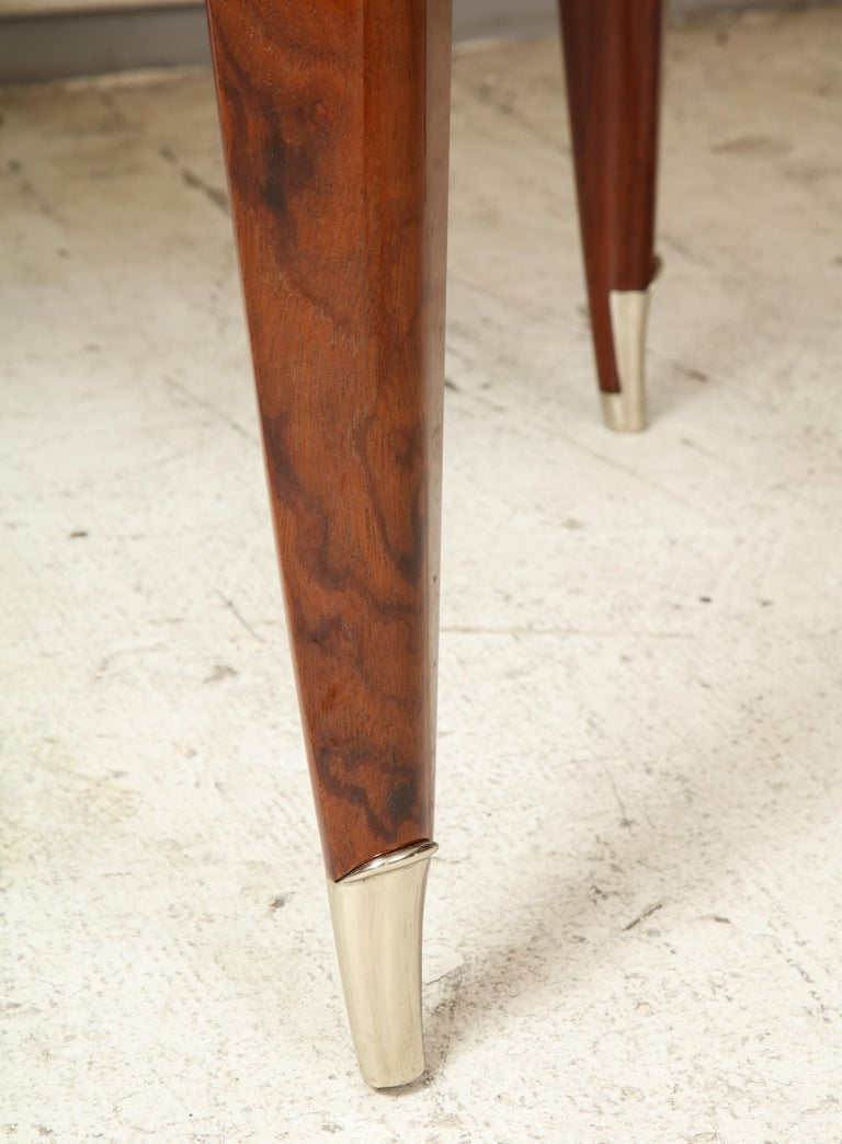 Bespoke Table in the Manner of Jules Leleu For Sale 2