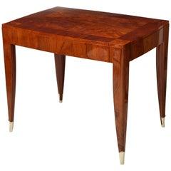 Maßgeschneiderter Tisch in der Art von Jules Leleu
