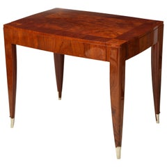 Bespoke Table in the Manner of Jules Leleu