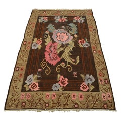 Bessarabian Design Turkish Rug