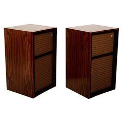 Best Vintage Speakers British Wharfedale W60 Mid-Century Modern, 1960s