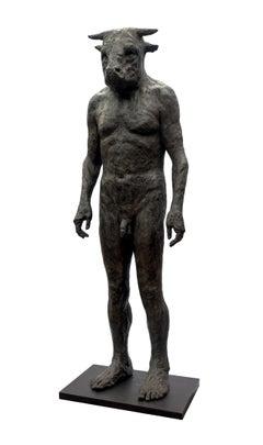 Giant Standing Minotaur