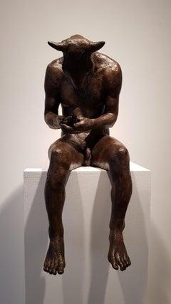 Gold Nude Sculptures