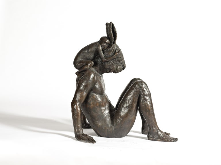 Monkey and Hare  For Sale 1