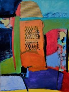 Transition, Mixed Media on Canvas