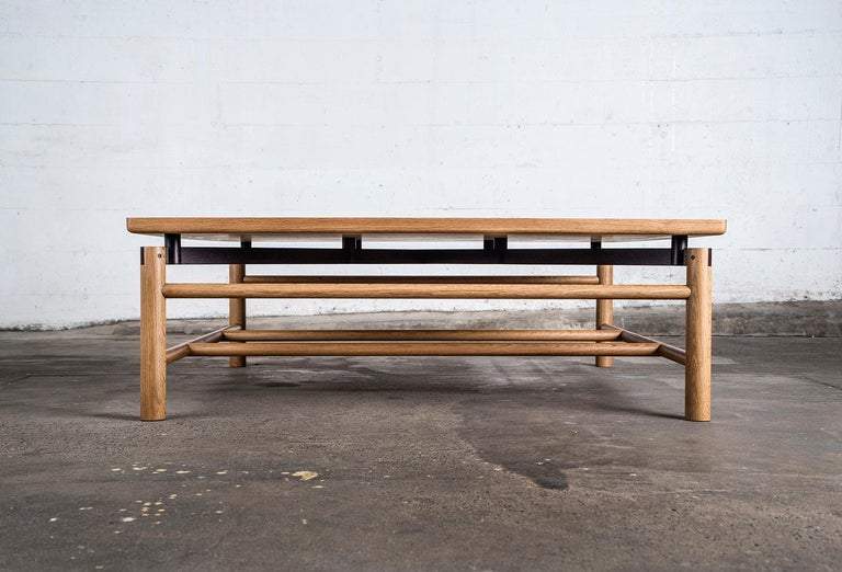 Fantastic Beth Coffee Table Rift White Oak Wenge Custom Semigood Design Modern Frankydiablos Diy Chair Ideas Frankydiabloscom