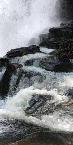 """Broken Falls"" - Contemporary Composite Landscape Photography - JMW Turner"