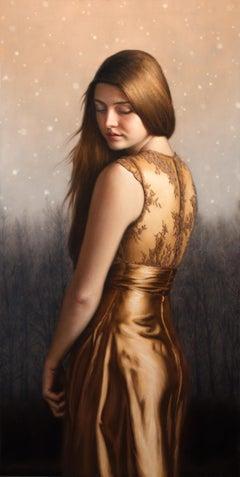 Twilight, Oil Painting
