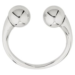 "Betony Vernon ""Double Sphere Bracelet"" Bracelet Sterling 925 in Stock"