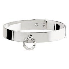 "Betony Vernon ""O-Ring Cuff Mini"" Bracelet Sterling Silver 925"