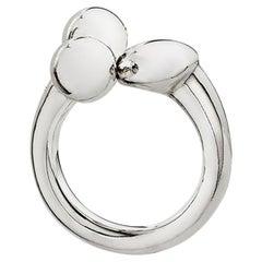 "Betony Vernon ""Sleeping Penis Ring"" Small Sterling Silver 925 in Stock"
