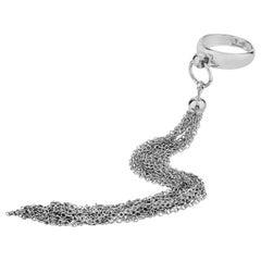 "Betony Vernon ""Tassel Cocktail Ring"" Ring Sterling Silver 925 in Stock"